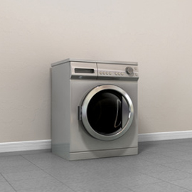 waschmaschine wackelt sehr
