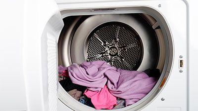 Wie wechselt man die Türdichtung eines Wäschetrockners aus?